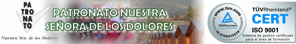 PATRONATO NTRA. SRA. DE LOS DOLORES ZARAGOZA